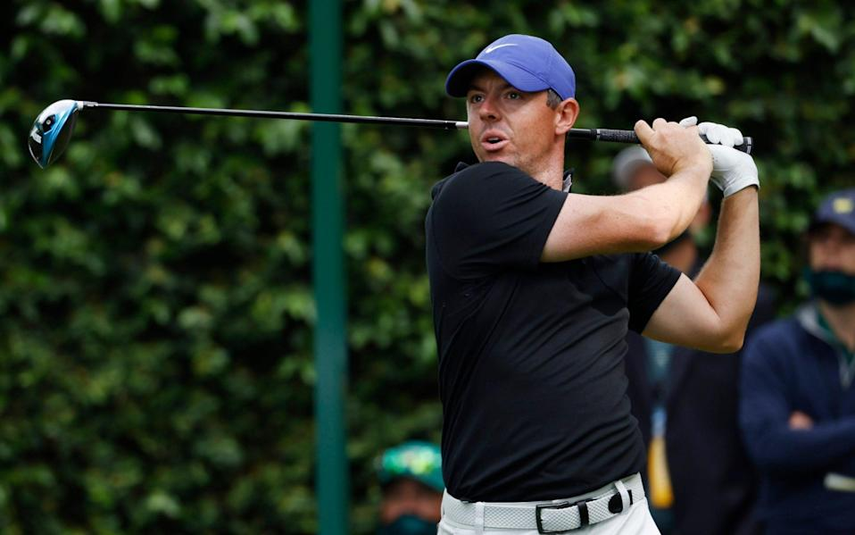Rory McIlroy - REUTERS
