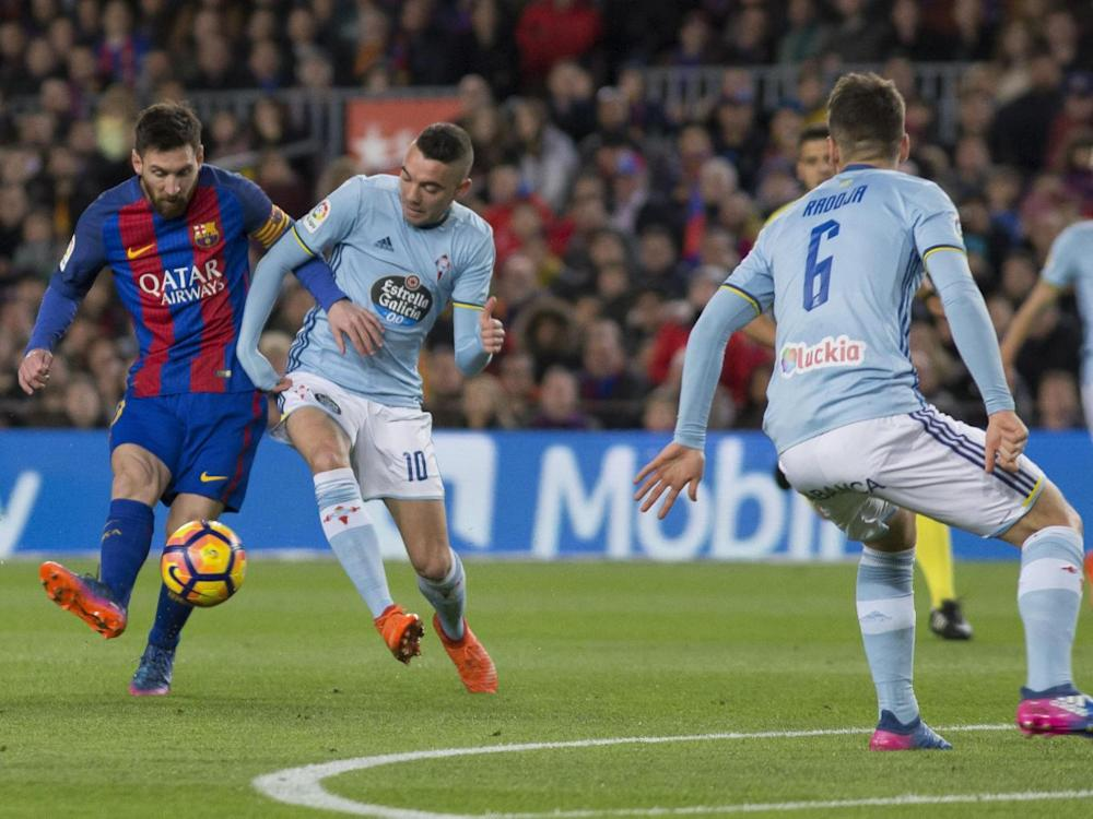 The club sit tenth in the Spanish top-flight (Getty)