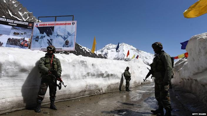Chinese military: India's 'severe military provocation' stirs up tensions in region