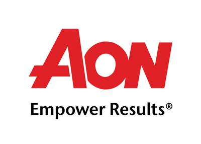 Aon plc (https://www.aon.com) is a leading global provider of risk management, insurance brokerage and reinsurance brokerage, and human resources solutions and outsourcing services. Through its more than 72,000 colleagues worldwide, Aon unites to empower results for clients in over 120 countries via innovative risk and people solutions. For further information on our capabilities and to learn how we empower results for clients, please visit: https://aon.mediaroom.com. (PRNewsfoto/Aon Corporation)