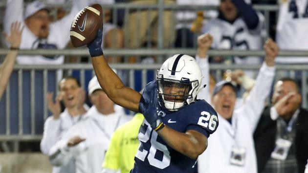 Urban Meyer calls Saquon Barkley 'best all-purpose guy' he has ever faced