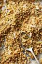 "<p>Bake up a big batch of homemade granola a few days in advance, and leave it out on the counter with some Greek yogurt, and a bowl of fruit. Guests, served. Sanity, saved.</p><p><em><a href=""https://www.goodhousekeeping.com/food-recipes/a22749958/best-ever-granola-recipe/"" rel=""nofollow noopener"" target=""_blank"" data-ylk=""slk:Get the recipe for Best-Ever Granola »"" class=""link rapid-noclick-resp"">Get the recipe for Best-Ever Granola »</a></em></p>"