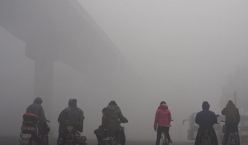 China's surveillance network moves into the country to catch farmers illegally burning straw