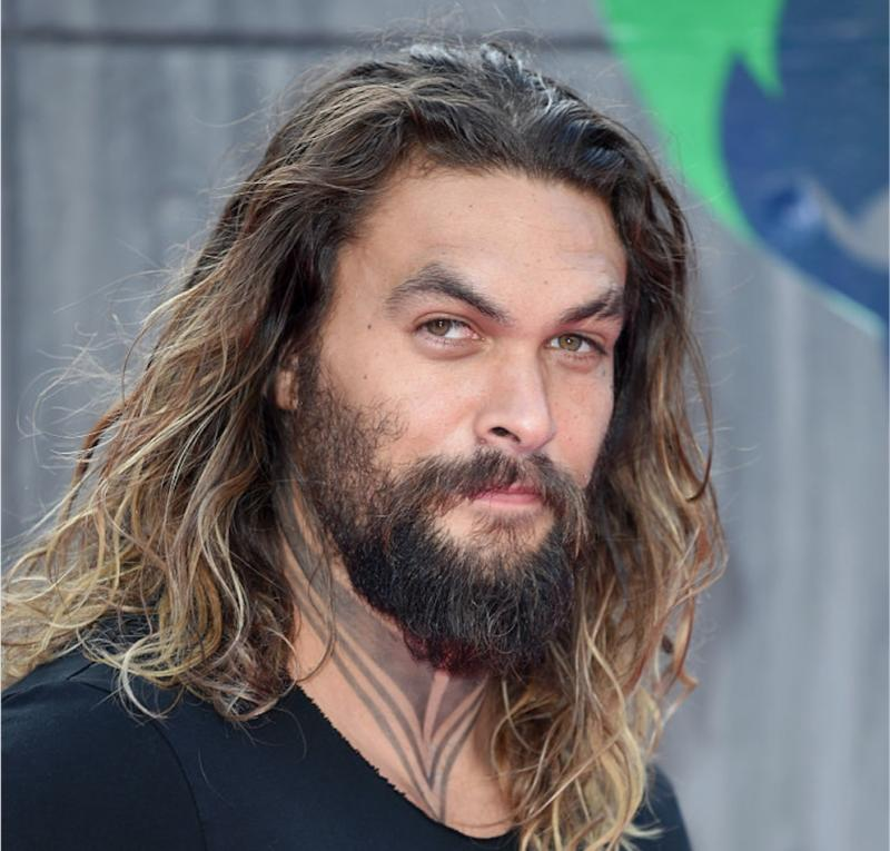 Jason Momoa College: A Shirtless Jason Momoa Posted The Sweetest Message For