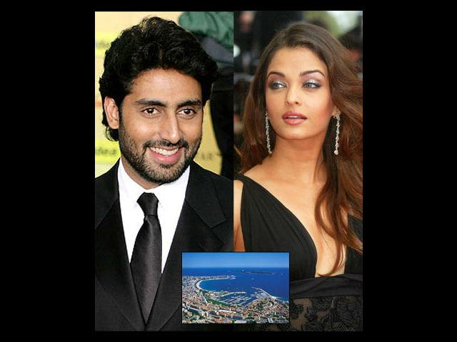 <b>Abhishek-Aishwarya: Europe</b><br> The Junior Bachchan and his gorgeous wife Aishwarya Rai, headed for their honeymoon sojourn to Europe. In between, the newly-wedded Mrs. Bachchan had to take a quick visit to Cannes to be at the film festival as a part of her commitment as the brand ambassador of L'Oreal. However, the couple's desirable holiday destination remains New York where they like to elope whenever they are free.