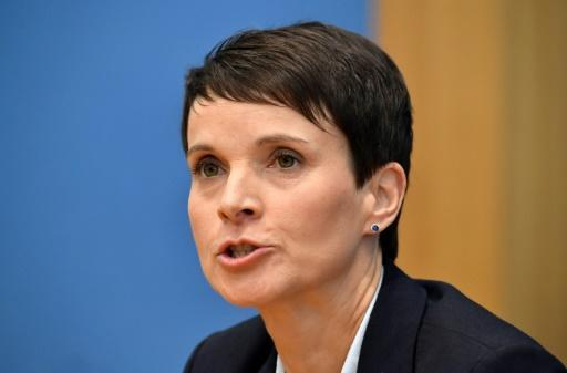 Leading AfD figure refuses to join German party's parliamentary group