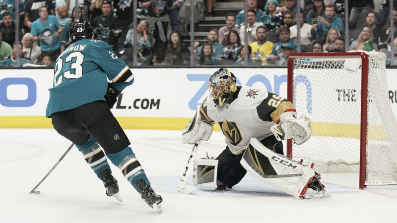 NHL.com snubs Sharks-Golden Knights Game 7 as best game of 2010s