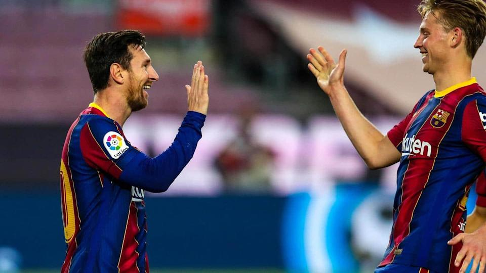 La Liga: Key numbers from Barcelona and Atletico