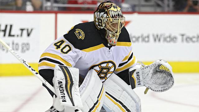 Joey Alfieri breaks down the great, good and bad fantasy goalies for the upcoming week.