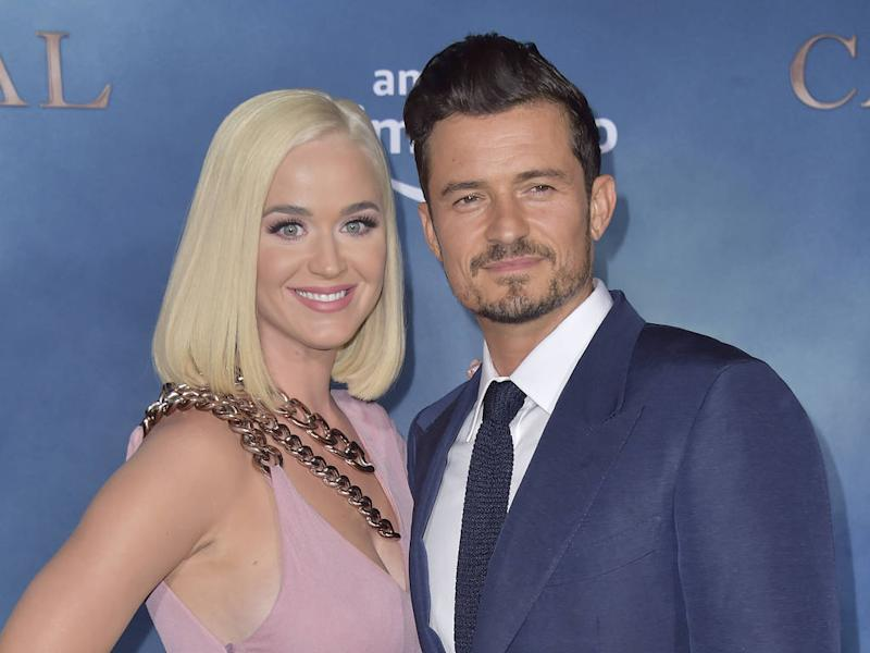 Orlando Bloom broke six-month celibacy for Katy Perry