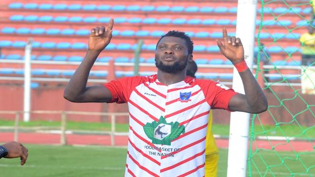 The striker believes that all the participating teams in the NPFL play-offs in Lagos are evenly-matched and would give a good account of themselves