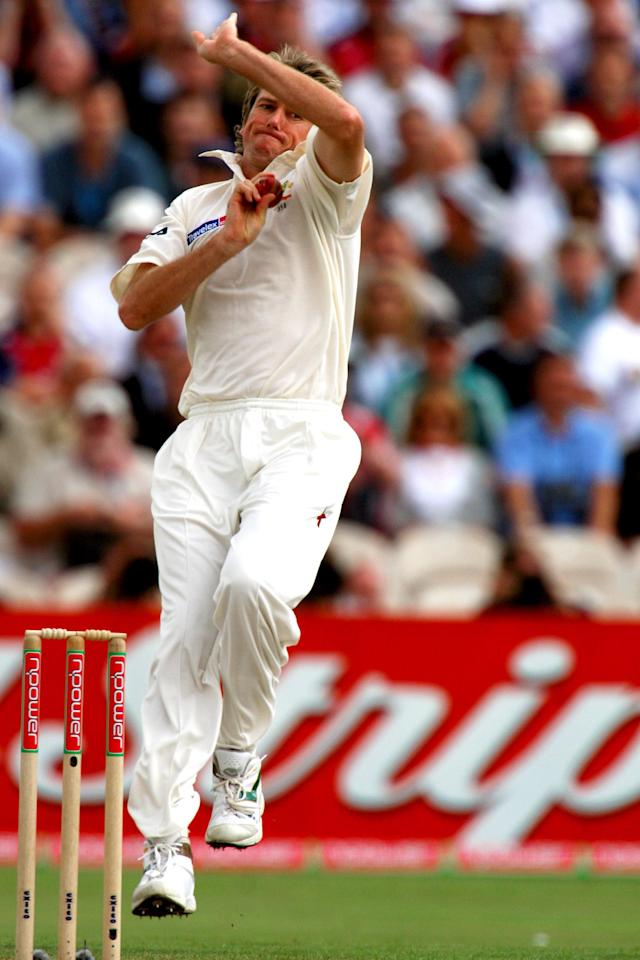 <p>Glenn McGrath claimed 10-wicket Test match hauls on three occasions<br></p>