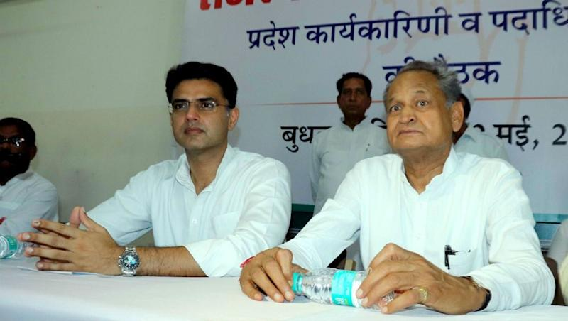 Rajasthan Political Crisis: MHA Seeks Report From Chief Secretary on 'Phone Tapping' Row, Say Reports