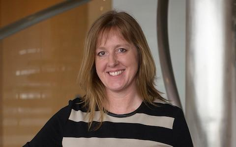 <span>Alison Cooper has led the cigarette maker for nine years. </span> <span>Credit: Simon Dawson/Bloomberg News </span>
