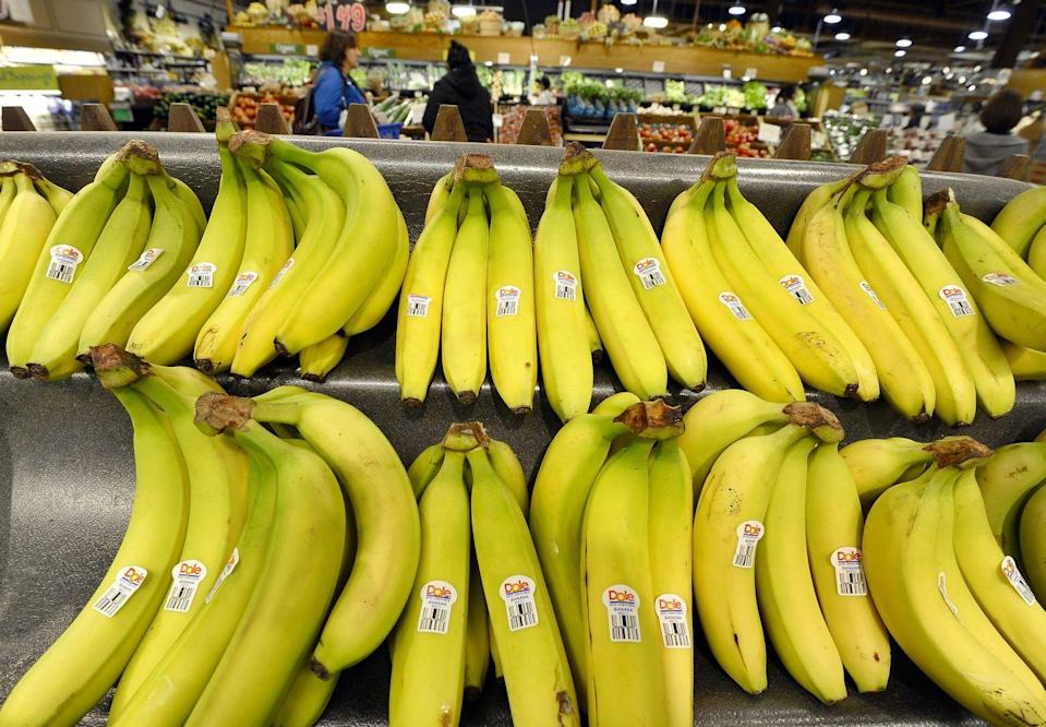 """<p>If you feel like the fruits and veggies you're buying from Wegmans are fresher than in other stores, you're not wrong. The <a href=""""https://www.washingtonpost.com/news/wonk/wp/2015/05/13/why-wegmans-really-is-the-best-supermarket-in-the-u-s/?utm_term=.dc9411e3e4f3"""" rel=""""nofollow noopener"""" target=""""_blank"""" data-ylk=""""slk:Strategic Resource Group says"""" class=""""link rapid-noclick-resp"""">Strategic Resource Group says</a> that your typical Wegmans store turns over their produce selection about 100 times a year, compared to other supermarkets who do only 18 to 20 times a year — that makes a huge difference.<br></p>"""