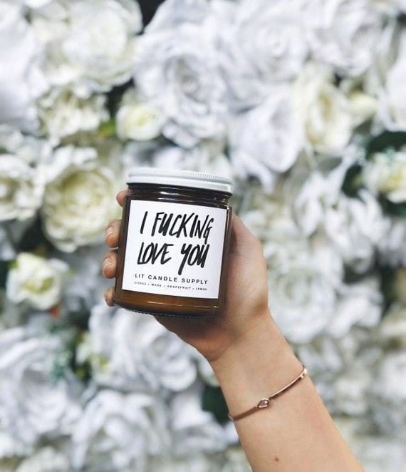 "<p>Your mom friend will be reminded of how much you love her thanks to this <a href=""https://www.popsugar.com/buy/I-Fcking-Love-You-Candle-367284?p_name=I%20F%2Acking%20Love%20You%20Candle&retailer=etsy.com&pid=367284&price=20&evar1=moms%3Aus&evar9=45307213&evar98=https%3A%2F%2Fwww.popsugar.com%2Fphoto-gallery%2F45307213%2Fimage%2F45307312%2FI-Fcking-Love-You-Candle&list1=gifts%2Cgift%20guide%2Cparenting%20humor%2Cparent%20shopping&prop13=api&pdata=1"" rel=""nofollow"" data-shoppable-link=""1"" target=""_blank"" class=""ga-track"" data-ga-category=""Related"" data-ga-label=""https://www.etsy.com/listing/524660244/i-fucking-love-you-9-oz?ga_order=most_relevant&amp;ga_search_type=all&amp;ga_view_type=gallery&amp;ga_search_query=mom%20fuck%20gift&amp;ref=sc_gallery-1-1&amp;plkey=44795145adc6898e7ece2a63ca932fb92f597682:524660244"" data-ga-action=""In-Line Links"">I F*cking Love You Candle</a> ($20).</p>"