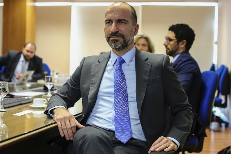 Uber CEO Dara Khosrowshahi says a 2016 data breach affected personal data for some 57 million riders and drivers