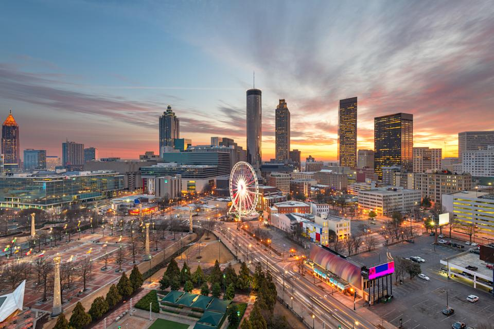 The 50 states were ranked according to a weighted scale of affordability, wellness, culture, weather, and crime, using notable datasets from the Census Bureau and the FBI. (Photo: Getty)