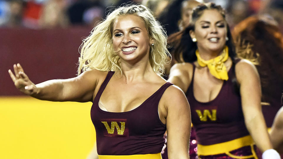 Washington Football Team cheerleaders were alarmed at some of the allegations raised by a New York Times investigation.