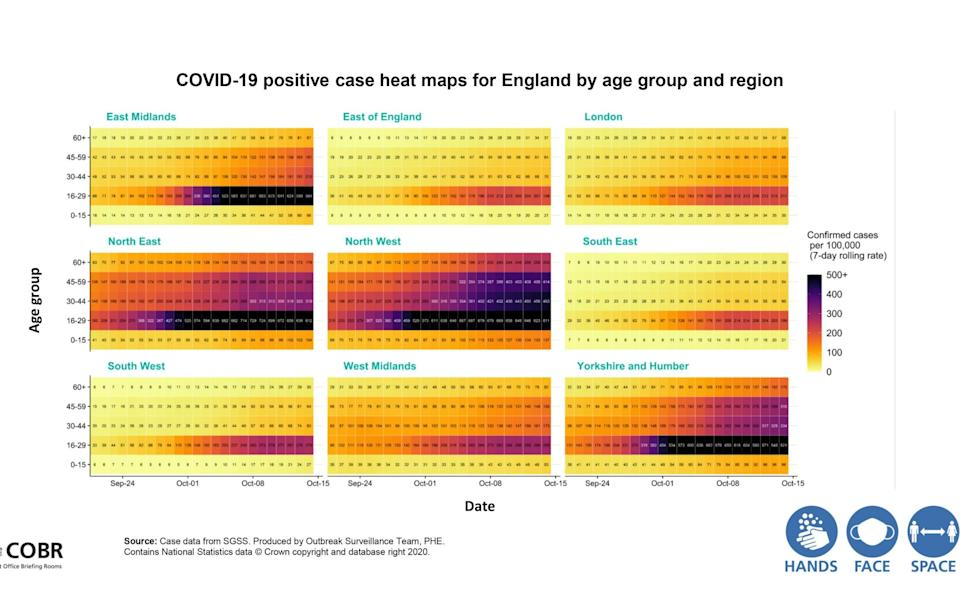 Greater Manchester has experienced alarming rates of Covid-19 infections.