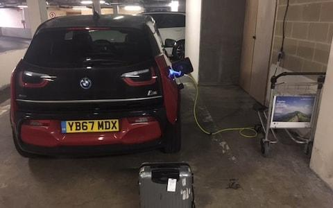 BMW i3S Long-term 010518