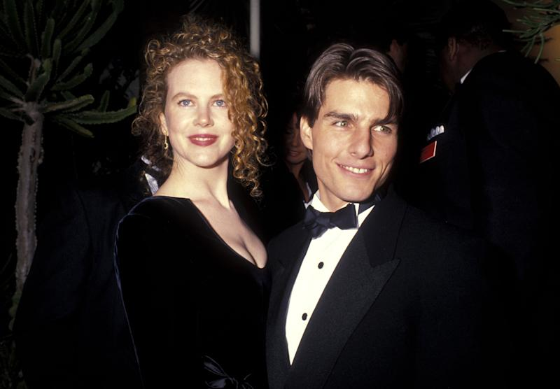 Nicole Kidman Speaks Out About Her Kids With Tom Cruise