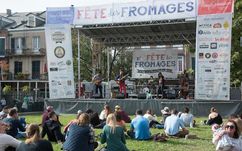 Courtesy of Fete des Fromages