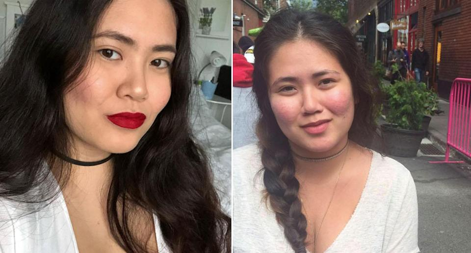 Selena Cairel (pictured) is a Filipino American woman who experienced racial discrimination in Portland