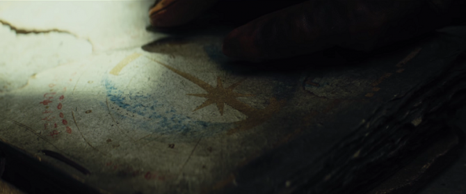 The Jedi starburst icon dates back to the first <i>Star Wars</i>. (Photo: Lucasfilm)