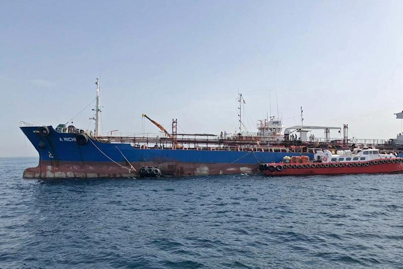 Tanker attacks in Middle East work of state actor