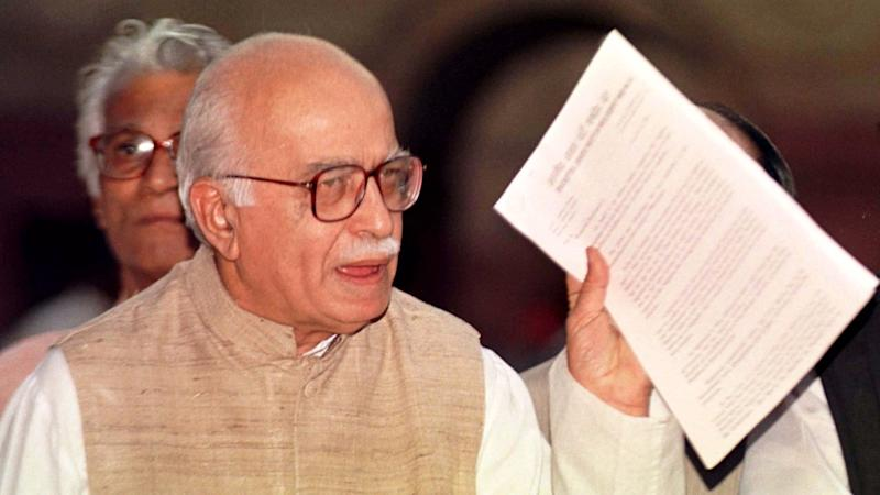 Babri Masjid: SC May Revive Conspiracy Charges Against LK Advani