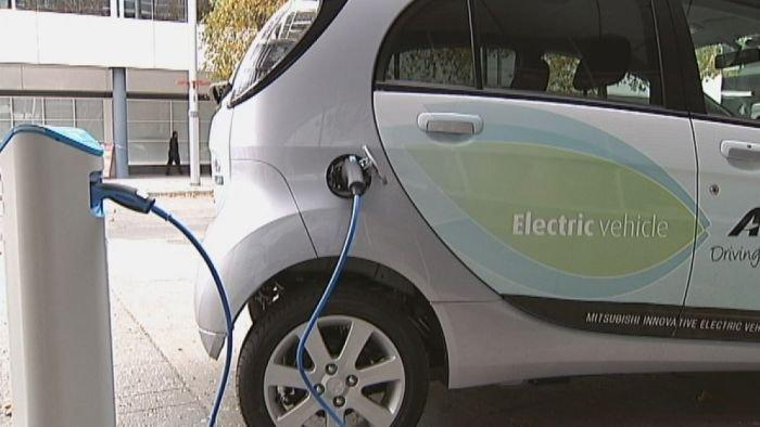 Delay for Canberra electric car network