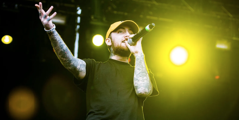 Mac Miller's alleged drug dealer charged with contributing to rapper's death