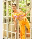 The actress is two-movies old now; she was loved in<em> Pati, Patni aur Woh. </em>Despite being in a supporting role, her charm overpowered the screentime of the other two co-actors. But, Ananya Panday has been running only on her glamour. It's gonna be a long and tough battle before he proves her mettle.