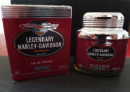 <p>Harley Davidson released this scent…masculinity so fragile. It was received as more Eww than Eau. (Picture: Museum Of Failure) </p>