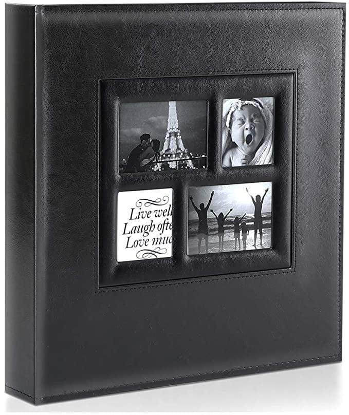 <p>This <span>Ywlake Photo Album 4x6 500 Pockets</span> ($22) can turn your pictures into gorgeous coffee table books.</p>