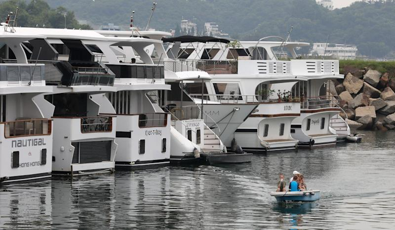 Discovery Bay boat owners in silent protest over marina's plans to terminate berthing permits and memberships
