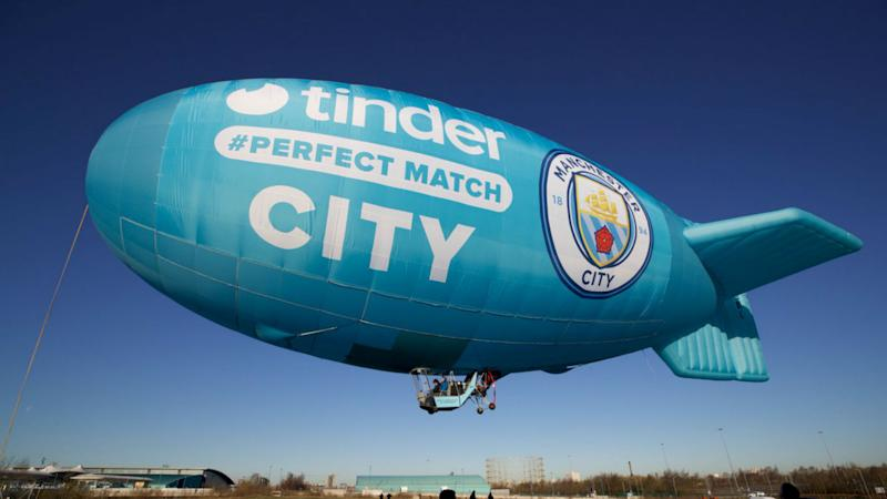 After Liverpool drubbing, Manchester City find 'perfect match' with Tinder