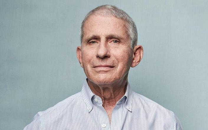 Liberated under President Biden, Fauci can now speak frankly in a way he couldn't last year - Frankie Alduino/Redux/eyevine