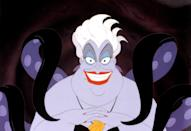 """<p>Ursula the Sea Witch may be the villainess of <strong>The Little Mermaid</strong>, but if you show up in this getup at your friend's <a class=""""link rapid-noclick-resp"""" href=""""https://www.popsugar.com/Halloween"""" rel=""""nofollow noopener"""" target=""""_blank"""" data-ylk=""""slk:Halloween"""">Halloween</a> party, you'll turn into the hero of the night.</p>"""