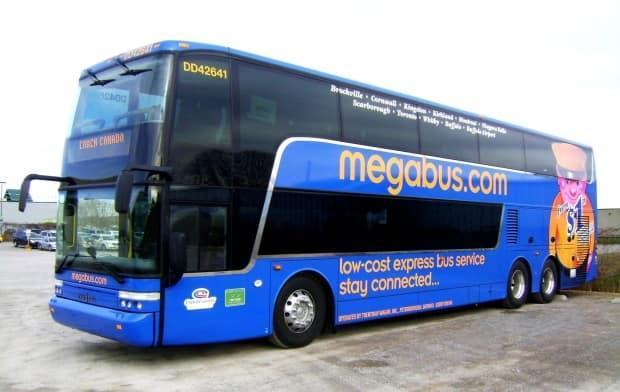 Megabus announced Friday it would be adding service from Ottawa to Toronto, but company officials say there are no plans yet for routes east of the city.