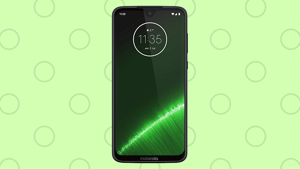 Save 52 percent on the Moto G7 Plus. (Photo: Motorola)