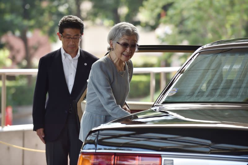 Japan's Empress Emerita Michiko losing weight, poorly since September - palace