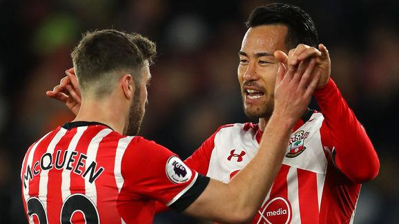 Southampton v Crystal Palace - Premier League