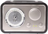 <p>Let the good times roll with the <span>Crosley Solo Radio</span> ($103 and up).</p>