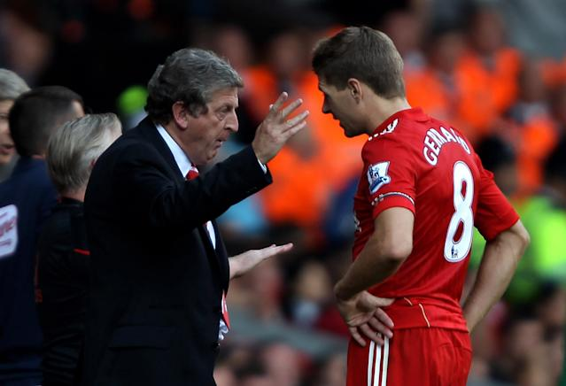 Thank heavens for Gerrard: What would Hodgson have done without the skipper?