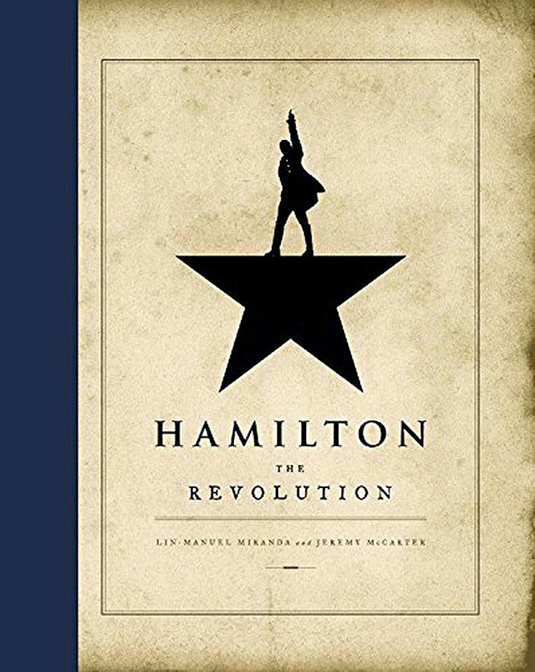 <p>Don't call it a libretto. This doorstop of a volume features every lyric and line of dialogue in Lin-Manuel Miranda's groundbreaking musical, but it also gives a comprehensive account of the show's backstory, creation, and production, amounting to Miranda's Cliff's Notes guide to his show's ideas and themes. (Photo: Grand Central Publishing)</p>