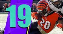 <p>Given what we've seen from the Bengals at their worst, it seems crazy they're 5-4. They've been outscored by 53 points this season. Cincinnati is a mess and it's hard to see them making a real playoff push. (Joe Mixon) </p>