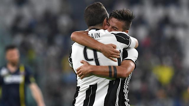 Paulo Dybala and Gonzalo Higuain will not be rested against bottom-of-the-table Pescara, Juventus boss Massimiliano Allegri has revealed.
