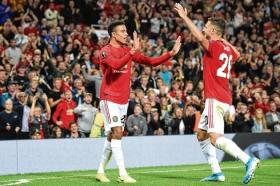 Mason Greenwood saves day for Manchester United